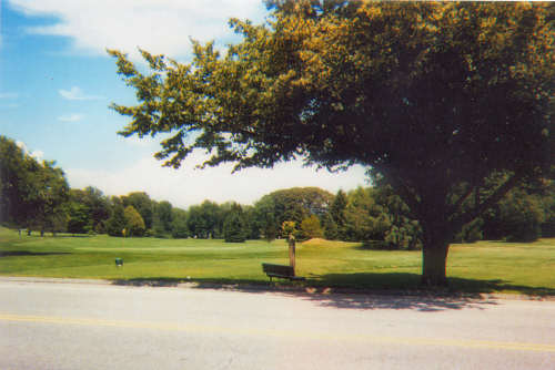 Larry Rowe's golf course